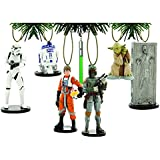 Disney Star Wars The Empire Strikes Back 7 pc. Ornament Set