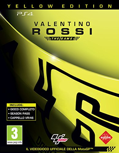 Valentino Rossi: The Game - Yellow Edition - PlayStation 4