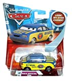Disney Pixar Cars - Lenticular Series 2 - Race Official Tom