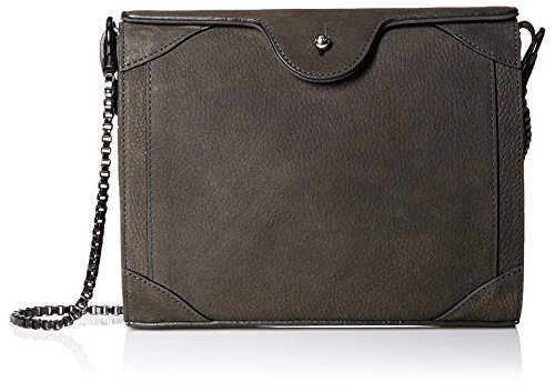 Carven-Womens-Abrasivato-Bag-Black
