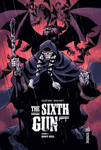 The Sixth Gun, Tome 7 : Boot Hill
