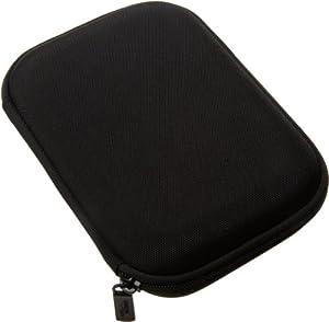 AmazonBasics Hard Carrying Case for 5-Inch GPS -Black from AmazonBasics