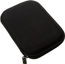 AmazonBasics Hard Carrying Case for 5-inch GPS (Black)