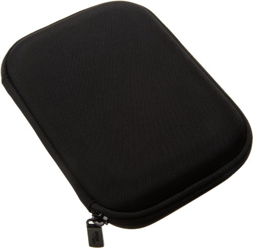 AmazonBasics Hard Carrying Case for 5-Inch GPS -Black