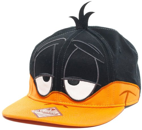 looney-tunes-daffy-duck-snapback-cap