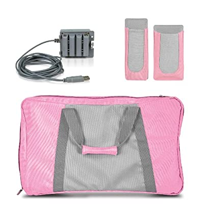 3-in-1 Lady Fitness Travel Workout Kit by DreamGEAR