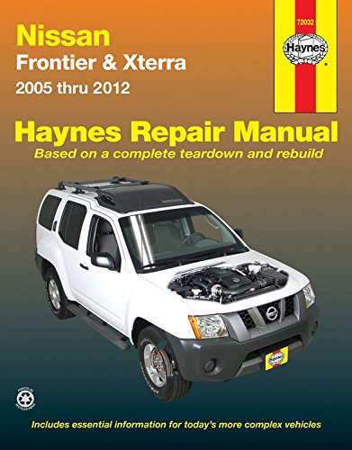 Haynes Nissan Frontier & Xterra 2005-2012 Repair Manual (Haynes Repair Manual) (Nissan Frontier Vault compare prices)