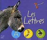 echange, troc Anne-Sophie Gache, C. Chatel, I. Biraud, L Bouton, Collectif - Les lettres