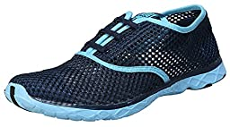 Zhuanglin Women\'s Mesh Slip On Water Shoes Size 8.5 B(M) US Blue