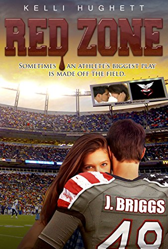 Book: Red Zone - There is no overtime in the game of murder by Kelli Hughett