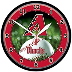 Arizona Diamondbacks Wall Clock by WinCraft