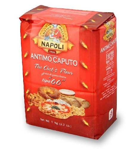 Antimo Caputo Chef's Flour, 2.2 Pound (Pack of 10