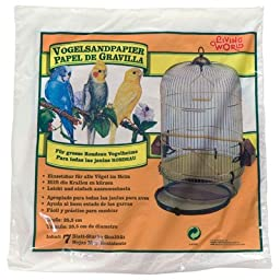 Lw Gravel Paper, Round 14 Inch Dia (Pack of 2)