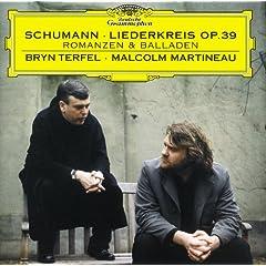 Schumann: Liederkreis; Romances and Ballades