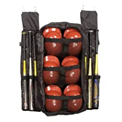 Buy Champion Sports Combination Bat and Helmet Fence Bag by Champion Sports