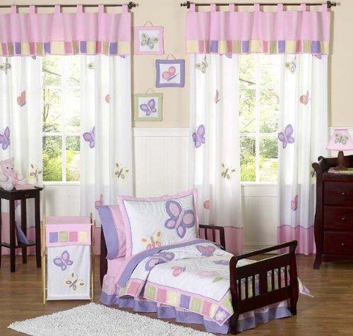 Girls Bedding Purple 5740 front