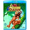 Tarzan [Blu-Ray Disney Movie]