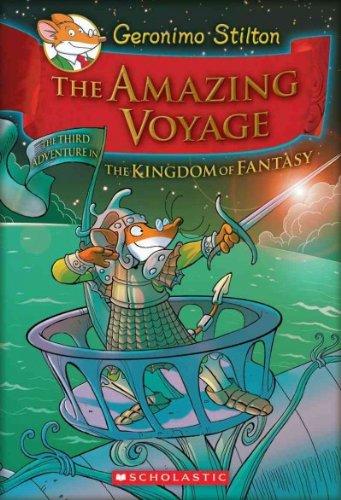 Geronimo Stilton Special Edition: The Amazing Voyage: The Th