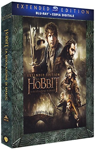 Lo Hobbit - La desolazione di Smaug (extended edition) [Blu-ray] [IT Import]Lo Hobbit - La desolazione di Smaug (extended edition) [Blu-ray] [IT Import]