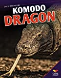img - for Komodo Dragon (Great Predators) book / textbook / text book