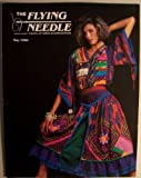 img - for The Flying Needle [ May 1986, Vol. XV, No. 2 ] Council of American Embroiderers (cover: Dress by Achsa Geyra of Israel) book / textbook / text book