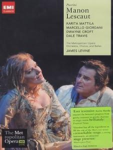 Puccini - Manon Lescaut (Metropolitan Opera) [DVD] [2008]
