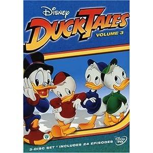 DuckTales - Volume 3 (1987)