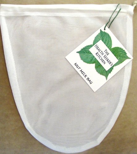 The Health Seeker's Kitchen Nut Milk Bag 1 Gallon By Health Seekers Kitchen