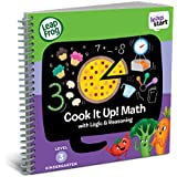 LeapFrog LeapStart Kindergarten Activity Book Cook It Up Math And Logic Reasoning