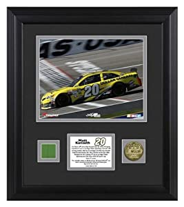 Matt Kenseth 2013 Kobalt Tools 400 Framed 8