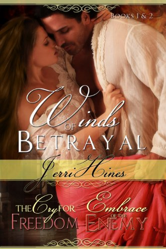Winds Of Betrayal 1 & 2 by Jerri Hines ebook deal