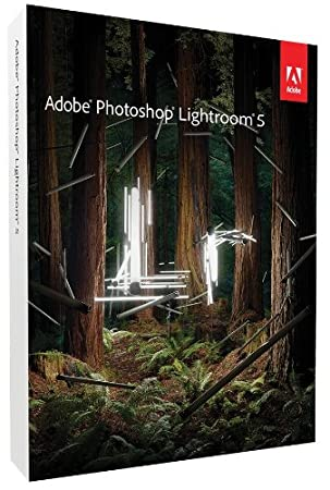 Adobe Photoshop Lightroom 5 Upgrade