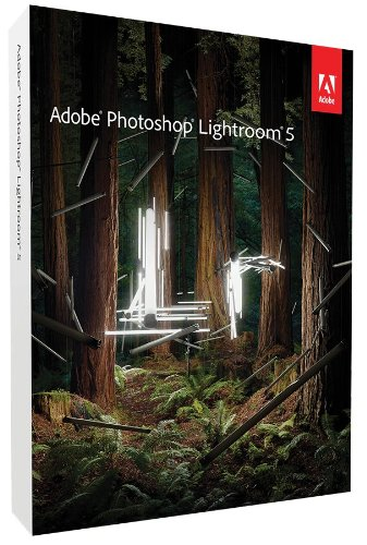 Adobe Photoshop Lightroom 5 Upgrade