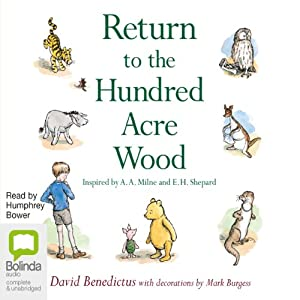 Return to the Hundred Acre Wood Audiobook
