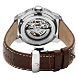 Bulova Men's 96A108 Automatic Mechanical Strap Brown Dial Watch