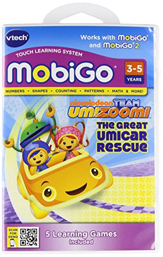 MobiGo Software Cartridge - Team Umizoomi - 1