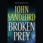 Broken Prey (       UNABRIDGED) by John Sandford Narrated by Richard Ferrone