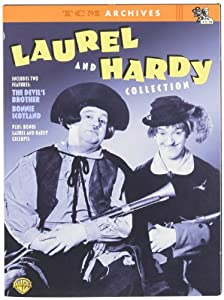 TCM Archives: The Laurel and Hardy Collection (The Devil's Brother / Bonnie Scotland) by Turner Classic Movie