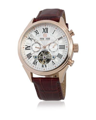 Reichenbach Reloj automático Man Cassel Marrón 44 mm