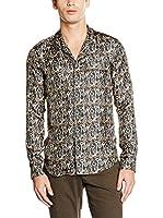 Dolce & Gabbana Camisa de Pijama (Gris Oscuro)