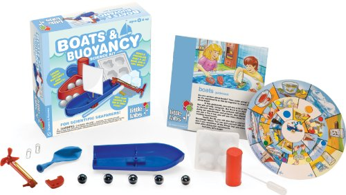 Little Labs Boats and Buoyancy