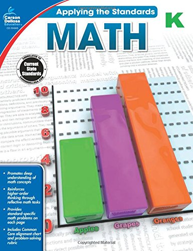 Math, Grade K (Applying the Standards)