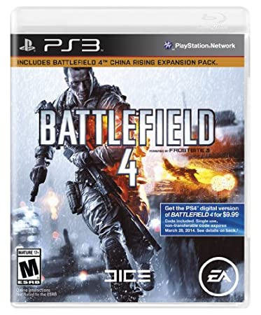 Battlefield 4 - Playstation 3