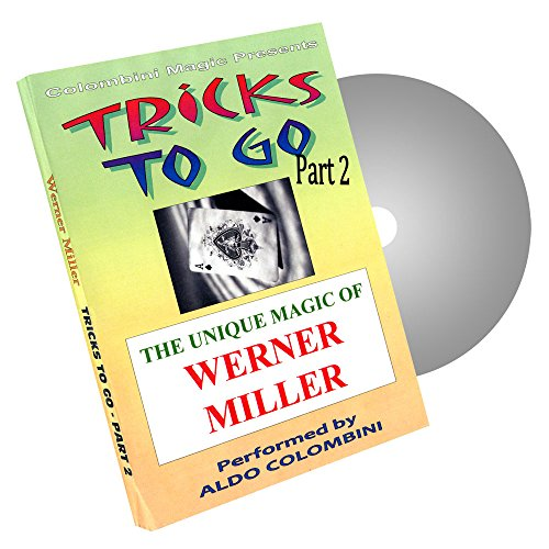 Murphy's Magic Tricks to Go Werner Miller Volume 2 by Aldo Colombini DVD - 1