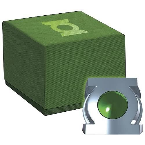 green lantern ring prop. Realistic Green Lantern Corps