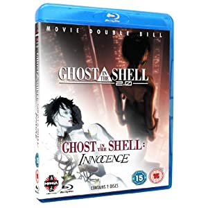 Ghost in the Shell 2.0 / Ghost [Blu-ray] [Import anglais]