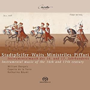 Instrumental Music of 16 & 17th Century from Coviello Classics