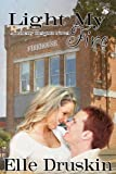 img - for Light My Fire (Liberty Heights Book 4) book / textbook / text book