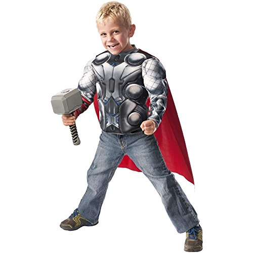 Imagine by Rubie's Costume Avengers Age of Ultron Thor Muscle Chest Shirt Set