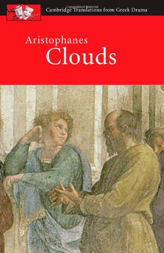 analysis of the clouds by aristophanes essay